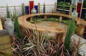 """Peaceful Symmetry"" Gardener's World 2006"
