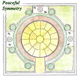 Peaceful summetry